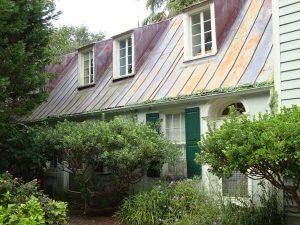 Stolls Alley - Original house c. 1748