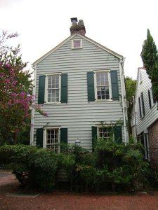Stolls Alley - 1809 addition