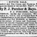 1857 Jan 20 Charleston Mercury