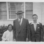 Foster Farquhar Trezevant & family