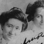 Eula Benton Foster with sister 2