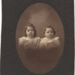 Mary and Julia Montgomery