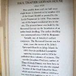 Rev. Paul Trapier Gervais - Historical Marker