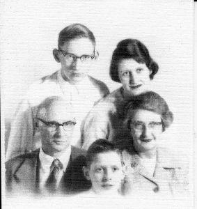 Passport photo 1956