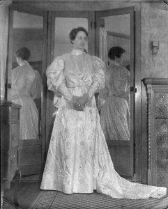 Wedding gown B